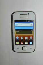 Samsung Galaxy Y S5360 Pure White (Ohne Simlock) Smartphone ohne Akku/Deckel