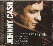 JOHNNY CASH - GET RHYTHM - CD - NEW