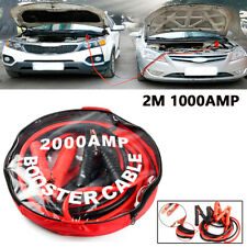 Truck RV SUV 1000A 2M Car Lead Battery Jump Booster Cable Start Emergency Jumper