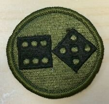 U.S. Army 11th Corps Subdued Patch