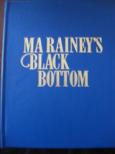 FYC Best Screenplay Hardcover Ma Rainey's Black Bottom RARE Boseman, Davis