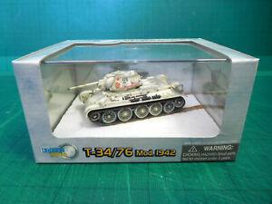 1-72 DRAGON ARMOR ITEM NO 60166 LIMITED EDITION SOVIET T-34/76 MOD 1942 30 GUARD