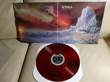 LP Attalla: Glacial Rule - Doom Metal, Stoner Rock Limited Edition 2017