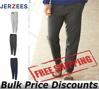 JERZEES Mens Sweatpants Nublend Joggers Pants 975MPR up to 3XL