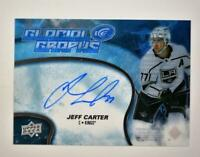 2019-20 ICE 2018-19 Ice Update Glacial Graphs Auto #GG-JC Jeff Carter