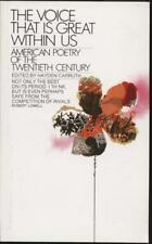 The Voice That Is Great Within Us: American Poetry of the Twentieth-ExLibrary