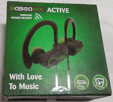 Earbuds Basea Active Headset Wireless Bluetooth Sports Audio Accessories