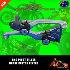 For Yamaha YZ 450F 426F 2009 2010 2011 2012 2013 2014 2015 Brake Clutch Levers