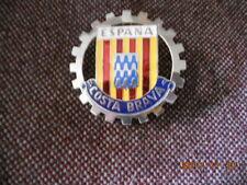 "Vintage Espana ""COSTA BRAVA"" Car Badge"