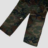 "Maharishi Woodland BDU Camo Pants with Embroidery 30"""