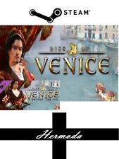 Rise of Venice + Beyond the Sea DLC Steam Key for PC Windows (Same Day Dispatch)