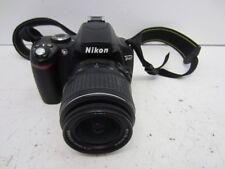 Nikon D40 6.1MP Digital SLR Camera w/ AF-S Nikkor 18-55mm Lens