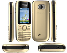 "Nokia C2-01 2.0"" 240x320 pixels 3MP 240p 64MB RAM 320p@15fps TFT Any 2G Network"