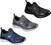 Skechers FLEX APPEAL 2.0 BRIGHT EYED Ladies Womens Soft Slip On Sports Trainers