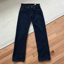 Orslow Straight Leg Japanese Selvedge Jeans -SZ 1 (run small)- La Garconne $200+