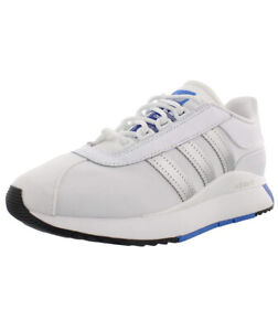 Women Adidas SL Andridge Casual Running Shoes White/Silver/Blue FY0414 RUN LARGE