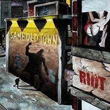 MR RIOT - SAME OLD TOWN (NEW) Motley Crue, Poison, L.A. Guns, Guns N' Roses
