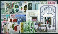 BRD postfrisch 1977 mit 913-914 und 916 C und D ohne Letterset kompletter Jahrga