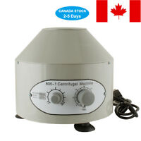 Large Capacity 110V Electric Centrifuge Machine for Lab Medical Practice[CANADA]