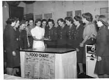 WW2 Photograph Ladies Auxiliary Territorial Service ATS Nottingham 21cm x 15.5cm