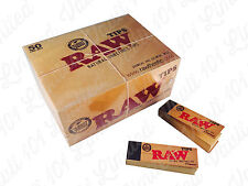 More details for genuine authentic raw tips roach book of tips raw roaches vegan rizla uk