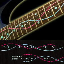 DNA Line / Steve Vai Guitar Fret board Markers Inlay stickers