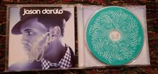 JASON DERULO signed auto Self title CD Booklet Whatcha Say Ridin Solo In my Head