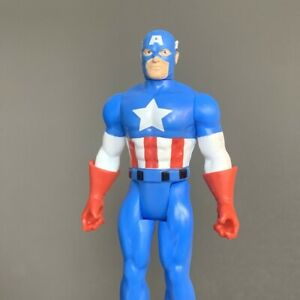 "Rare Marvel Universe Infinite Series Captain America 3.75"" Loose Action Figure"