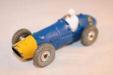 Dinky Toys 234 Ferrari racing car with spun wheels very nice model