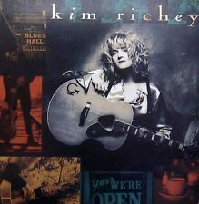 KIM RICHEY POSTER, DOUBLE SIDED (SQ25)