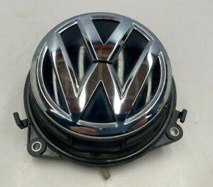 2006-2017 VW VOLKSWAGEN CC GTI EOS PASSAT TRUNK RELEASE HANDLE To Camera