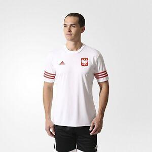 ADIDAS Polska POLAND MENS Jersey koszulka Polski T-SHIRT