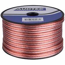 Audtek - SKRL-12-100 - 12 AWG OFC Speaker Wire 100 ft.