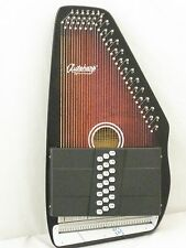 Oscar Schmidt Model OS21C Natural Finish Acoustic 21 Chord Classic Autoharp