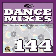 DMC Dance Mixes Numéro 144 Music DJ CD Club Tracks & dance remixes
