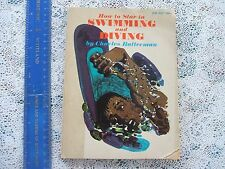 1971 SWIMMING & DIVING By C.Batterman. (USA PUBLICATION)