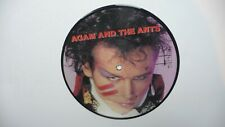 ADAM AND THE ANTS ANTRAP 7'' PICTURE DISC 1981