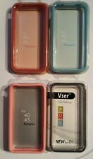 Bumper style protective case, cover for Apple iPhone 4 and 4s