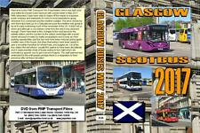 3538. Glasgow. UK. Buses. May 2017. Our annual look at the buses of Glasgow near