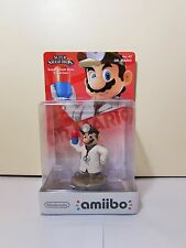 Nintendo Amiibo Super Smash Bros Collection No 42 Dr Mario Brand New Figure