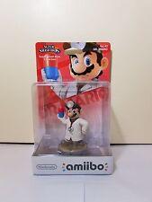 Nintendo Amiibo Super Smash Bros Collection No 42 Dr Mario Brand New Figure