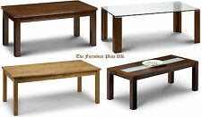 Solid Wood Contemporary Coffee Tables with Flat Pack