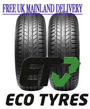 2X tyres 195 60 R15 88V Superia/GoForm E  C  69dB