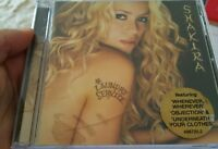 Shakira Laundry Service MUSIC CD - FREE POST