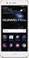 Huawei P10 Lite WAS-LX1A Pearl White Weiß Weiss 32GB Ohne Simlock NEU OVP