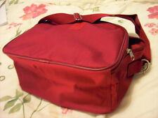 LADIE'S VINCELLI burgandy handbag
