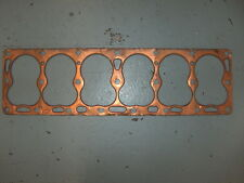 1928-1930 Peerless Continental Engine Model 8E Nos Copper Head Gasket Victor 603