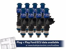 650cc Injectors FIC Fuel Injector Clinic 2007-2012 Ford Mustang GT500