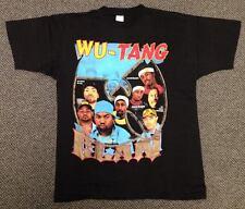 VTG! 1995 Wu-Tang Clan tshirt 90s hip hop Raekwon Ice Cream US Sz S-2XL bmm