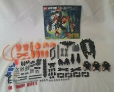 Lego Hero Factory Rotor (7162) - missing one piece, with instructions